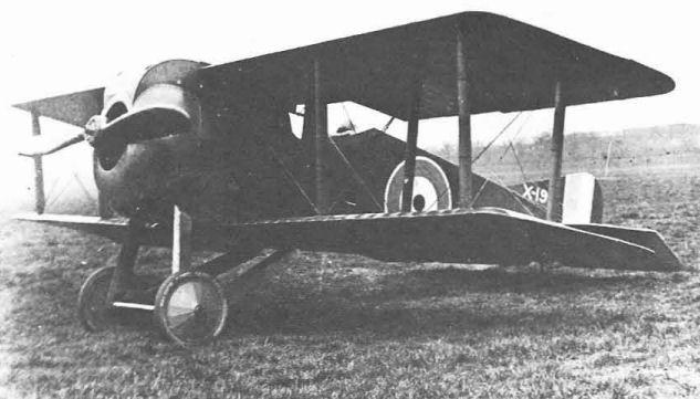 Armstrong-Whitworth  F.M.4 Armadillo