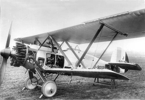 Armstrong-Whitworth AW.17 Aries