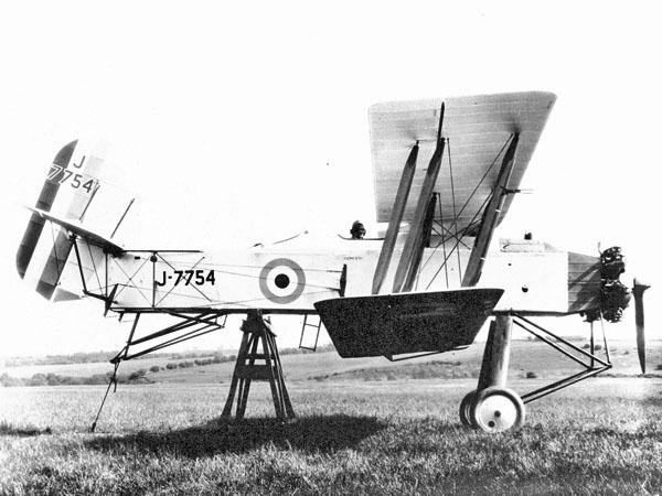 Armstrong-Whitworth Ape