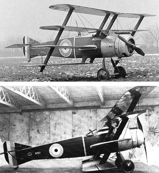 Armstrong-Whitworth F.K.10 Quad