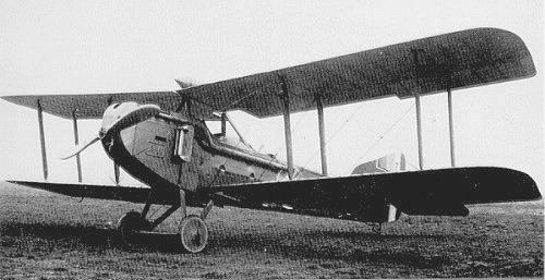 Armstrong-Whitworth F.K.8 Big Ack