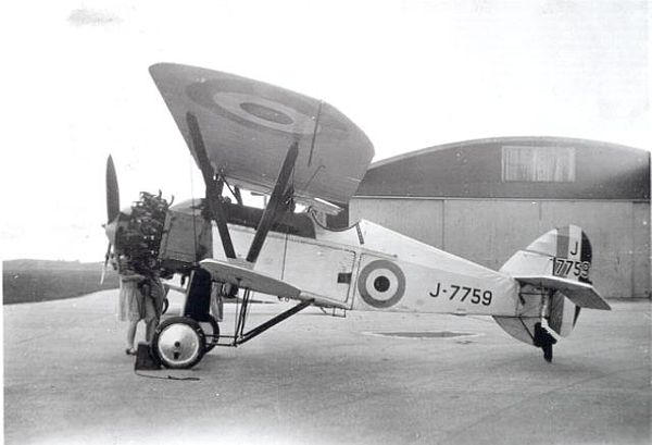 Armstrong-Whitworth Siskin