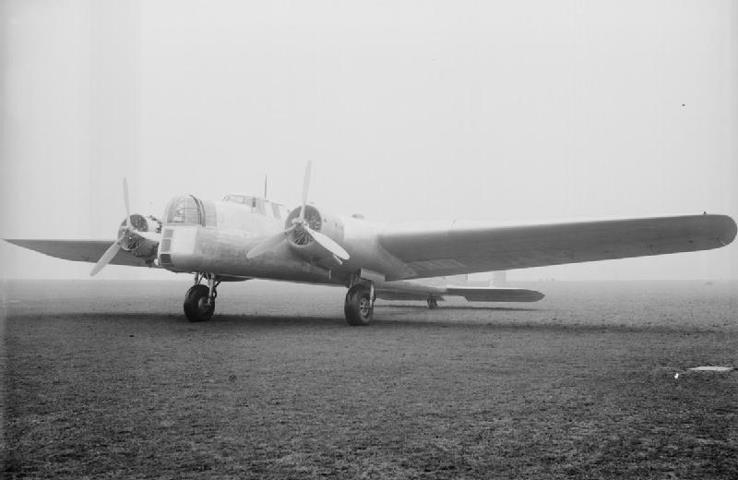 Armstrong-Whitworth Whitley GR.VII
