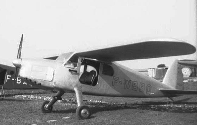 Aubert PA-20 Cigale
