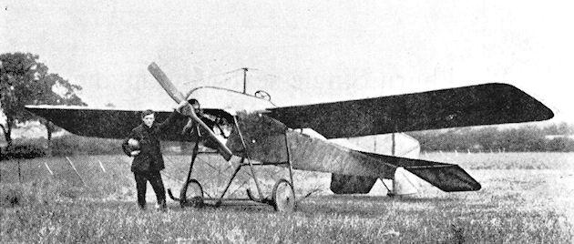 Blackburn Single-Seat Monoplane
