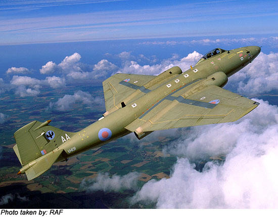 British-Aerospace Canberra PR