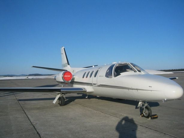 Cessna Cessna 500 Citation