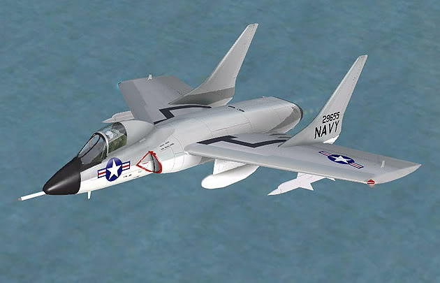 Chance-Vought F7U Cutlass