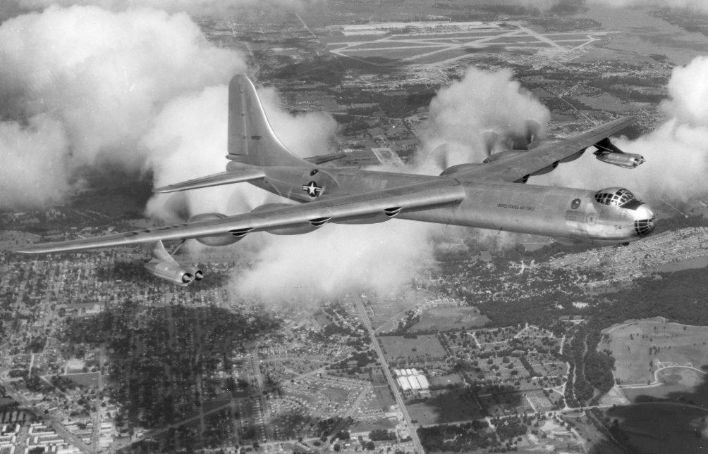 Convair-(Consolidated) B-36 Peacemaker