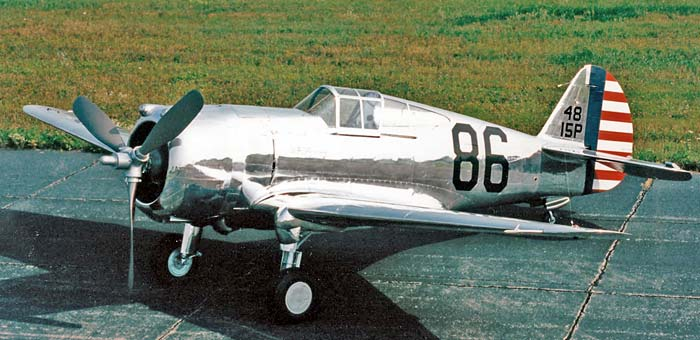 Curtiss-Wright P-36 Hawk