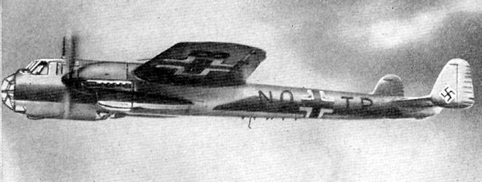 Dornier Do.215B Kauz II