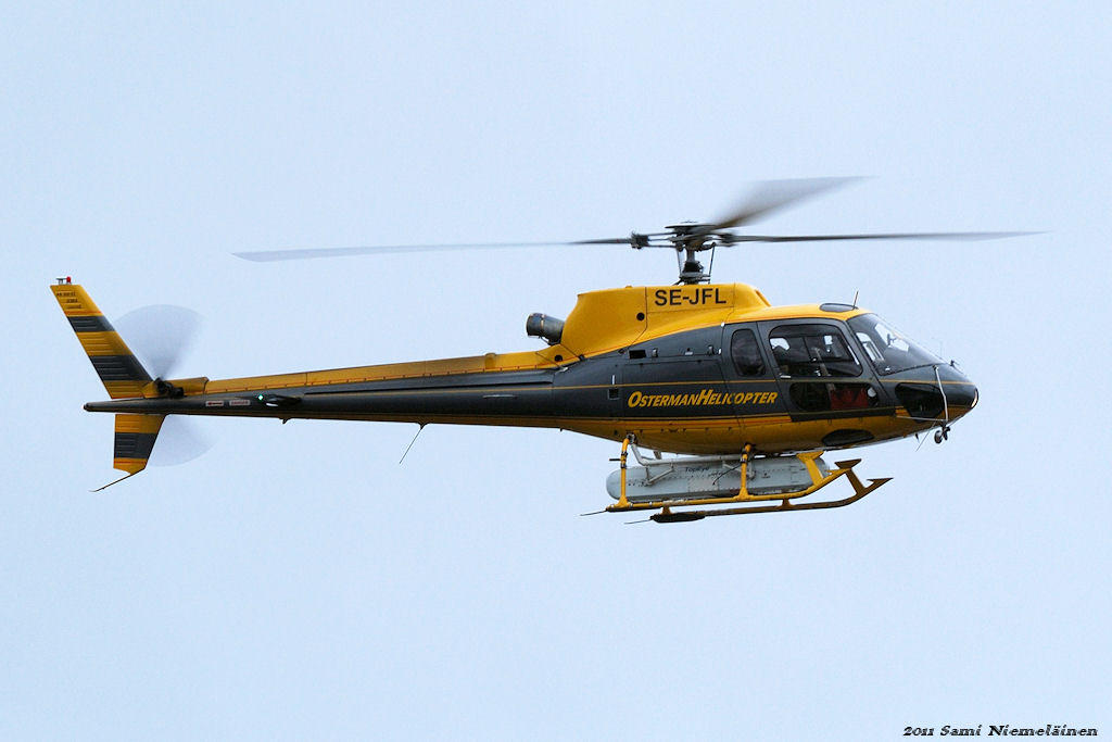 Eurocopter AS.350B-2 Ecureuil