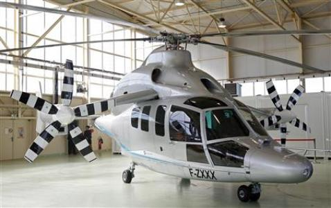 Eurocopter X-3