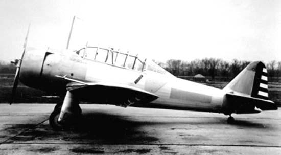 Fleetwings BT-12