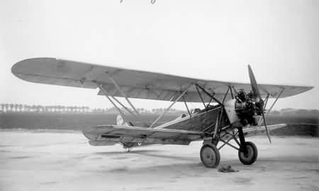 Handley-Page HP.39 Gugnunc