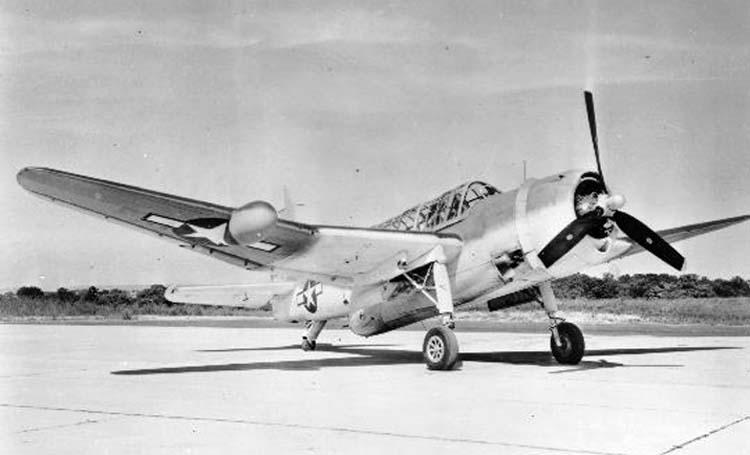 Vought, TBY (TBU) Sea Wolf