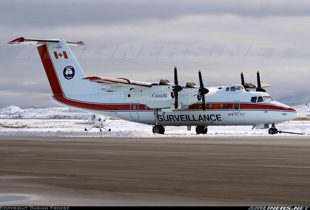 de-Havilland-Canada Dash 7-150
